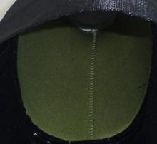 6mmウレタンの分厚い裏布