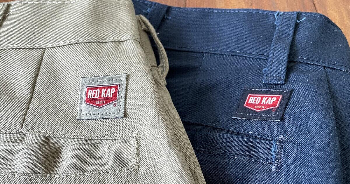レッドキャップはアメリカを代表するワークウェアブランド