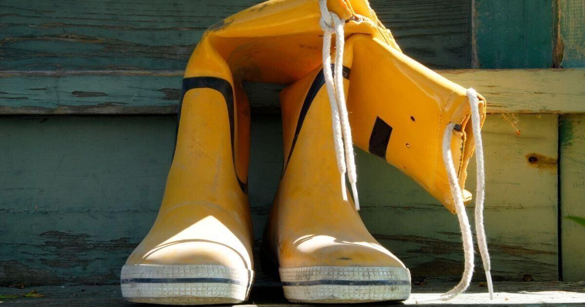 長靴のぶかぶか対策にもインソールが効果的